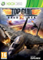 Packshot for Top Gun: Hard Lock on Xbox 360