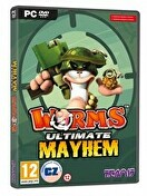 Worms Ultimate Mayhem packshot