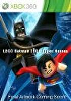 Packshot for Lego Batman 2: DC Super Heroes on Xbox 360