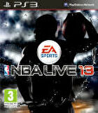 Packshot for NBA Live 13 on PlayStation 3