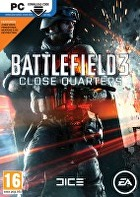 Packshot for Battlefield 3: Close Quarters on PC
