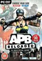 Packshot for APB: Reloaded on PC
