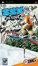 SSX On Tour packshot