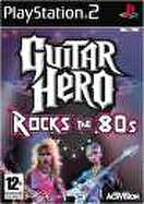 Guitar Hero: Rocks the 80s packshot