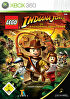 Packshot for LEGO Indiana Jones on Xbox 360