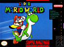 Super Mario World packshot