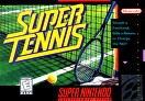 Super Tennis packshot