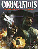 Commandos: Behind Enemy Lines packshot