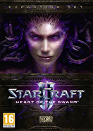 StarCraft II: Zerg - Heart of the Swarm packshot