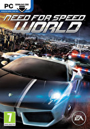 Need for Speed World packshot