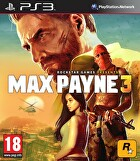 Packshot for Max Payne 3 on PlayStation 3