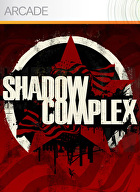 Packshot for Shadow Complex on Xbox 360