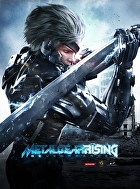 Packshot for Metal Gear Solid: Rising on Xbox 360