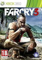 Packshot for Far Cry 3 on Xbox 360