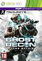 Packshot for Tom Clancy's Ghost Recon: Future Soldier on Xbox 360