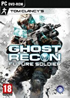 Packshot for Tom Clancy's Ghost Recon: Future Soldier on PC