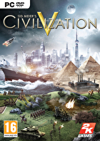 Packshot for Sid Meier's Civilization V on PC