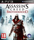 Packshot for Assassin's Creed: Brotherhood on PlayStation 3