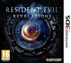 Packshot for Resident Evil Revelations on 3DS