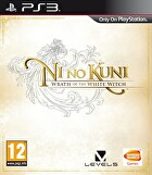 Packshot for Ni no Kuni: Wrath of the White Witch on PlayStation 3