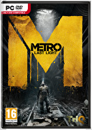 Metro: Last Light packshot