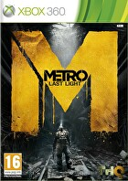 Packshot for Metro: Last Light on Xbox 360