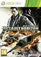 Ace Combat Assault Horizon packshot