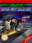 Retro City Rampage packshot