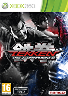 Packshot for Tekken Tag Tournament 2 on Xbox 360