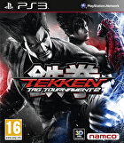 Packshot for Tekken Tag Tournament 2 on PlayStation 3