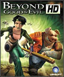 Beyond Good & Evil HD packshot