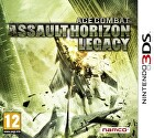 Packshot for Ace Combat Assault Horizon Legacy on 3DS