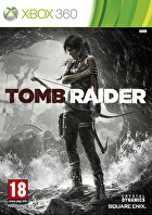 Packshot for Tomb Raider on Xbox 360