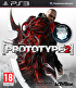 Packshot for Prototype 2 on PlayStation 3