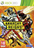 Packshot for Anarchy Reigns on Xbox 360