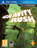 Gravity Rush packshot