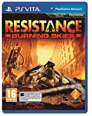 Resistance Burning Skies packshot