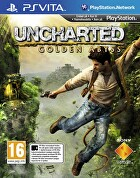 Packshot for Uncharted: Golden Abyss on PlayStation Vita