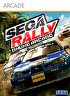 Packshot for SEGA Rally Online Arcade on Xbox 360