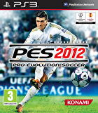 Packshot for PES 2012 on PlayStation 3