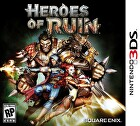 Packshot for Heroes of Ruin on 3DS