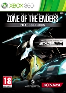 Zone of the Enders HD Collection packshot