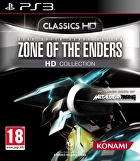 Packshot for Zone of the Enders HD Collection on PlayStation 3