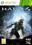 Halo 4 packshot