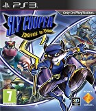 Packshot for Sly Cooper: Thieves in Time on PlayStation 3
