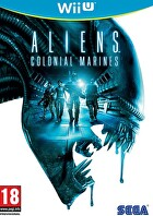 Packshot for Aliens: Colonial Marines on Wii U