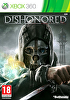 Packshot for Dishonored on Xbox 360