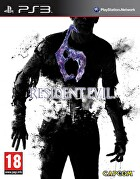 Packshot for Resident Evil 6 on PlayStation 3
