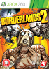 Packshot for Borderlands 2 on Xbox 360
