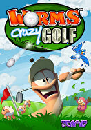 Worms Crazy Golf packshot